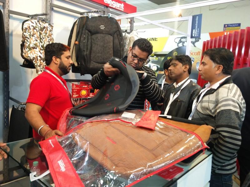 Elegant Auto Retail shines bright at 4th Automechanika