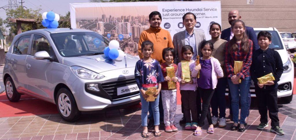 Hyundai Motor India organizes  'Experience Hyundai' Camp