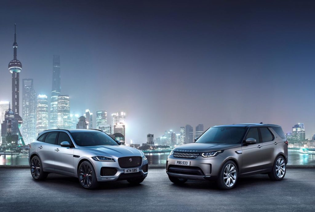 Jaguar Land Rover to increase prices by upto 4% from 1st April 2019