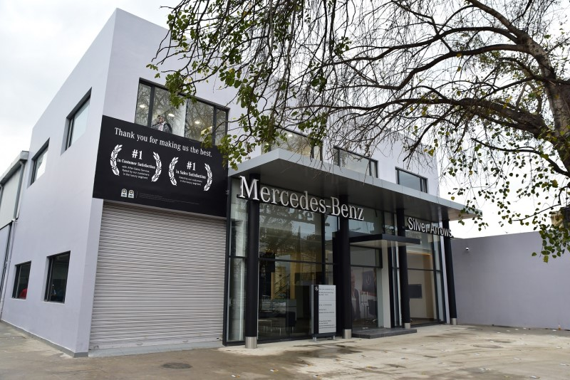 Mercedes-Benz Inaugurates Two Service Facilities in New Delhi