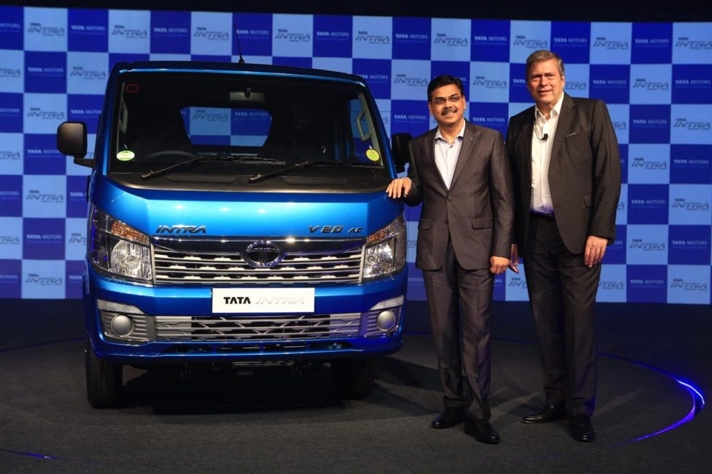 Tata Motor's Launches the Intra, India's first Compact Truck at ₹5.3Lakh