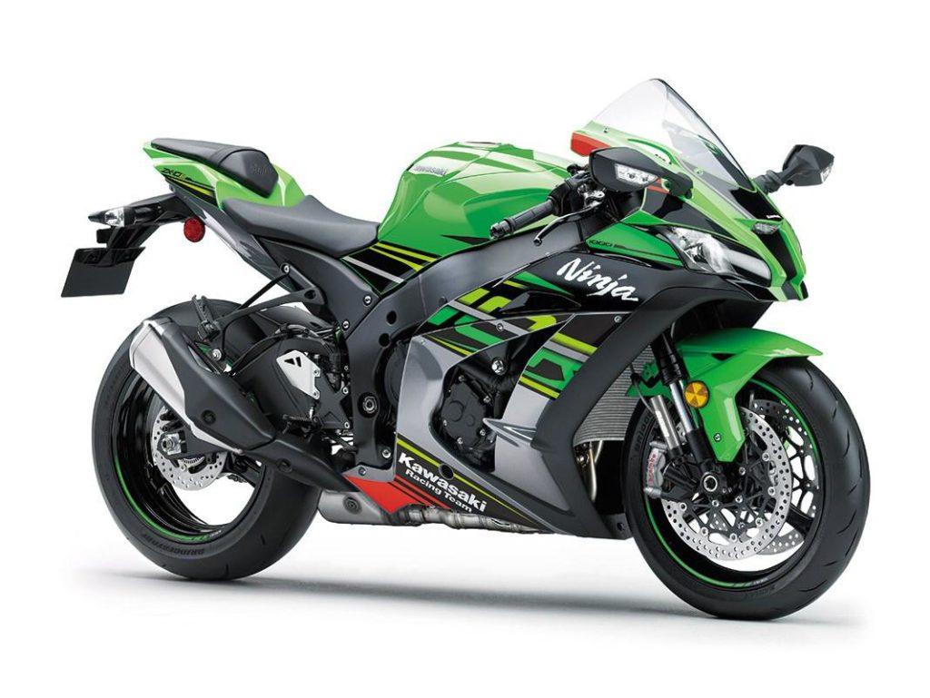 Kawasaki Launches Locally Assembled MY 20 Ninja ZX-10R priced at ₹13.99Lakh