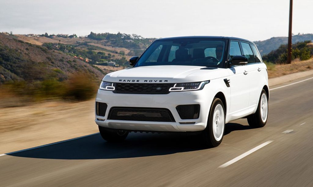 2019 Range Rover Sport Petrol Launched at ₹86.71Lakh