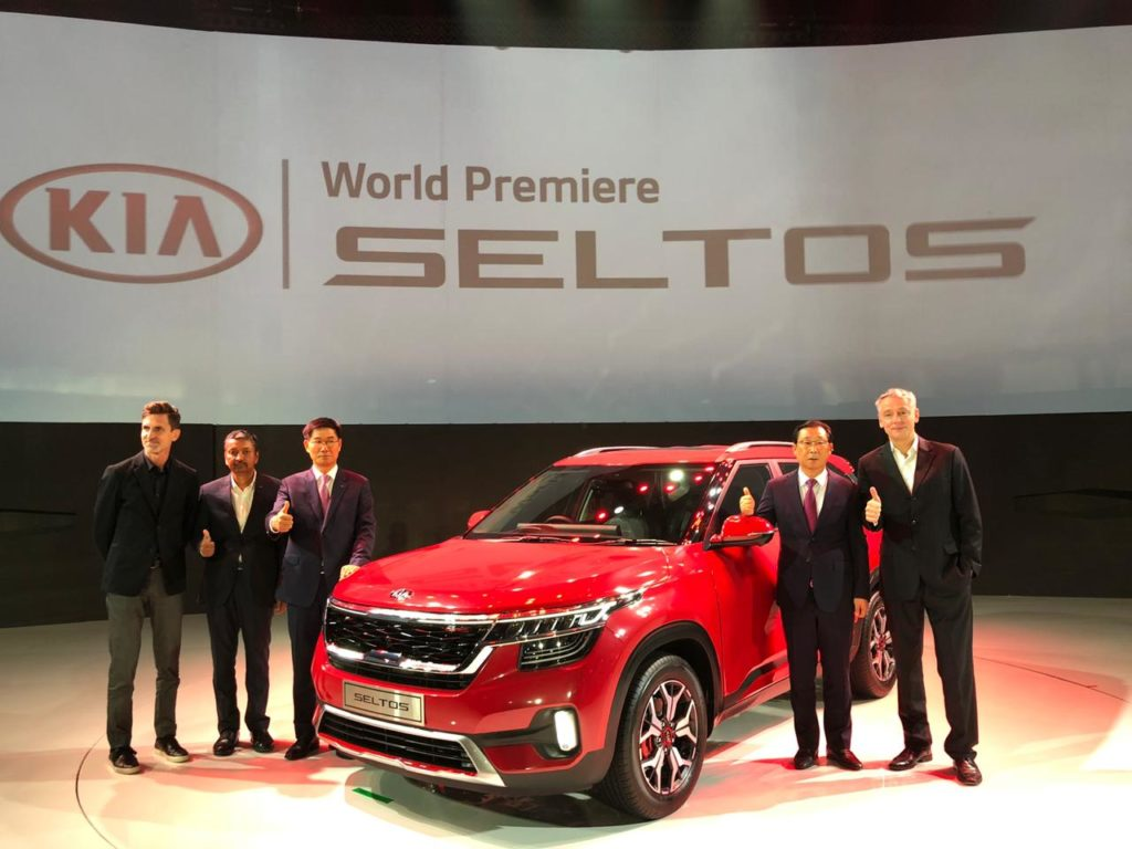 6046 bookings received for the Kia Seltos in one day