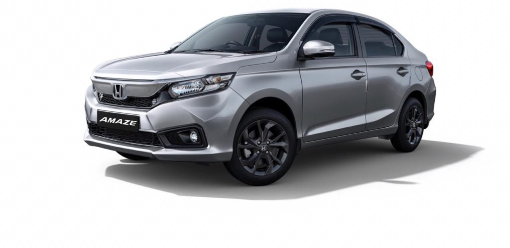 Honda Amaze crosses the 1Lakh sales milestone in 13 months, Amaze Ace Edition launched