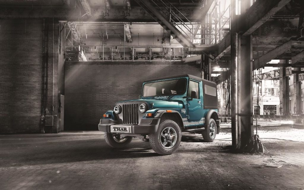 Special Edition Mahindra Thar 700 Launched at ₹9.99 Lakh