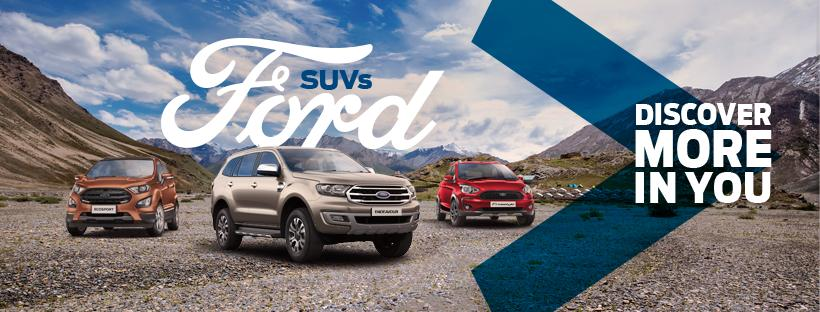Ford releases their 2nd #DiscoverMoreInYou TVC