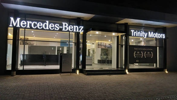 Mercedes-Benz Enters Kolhapur with Trinity Motors their 94th service outlet in India