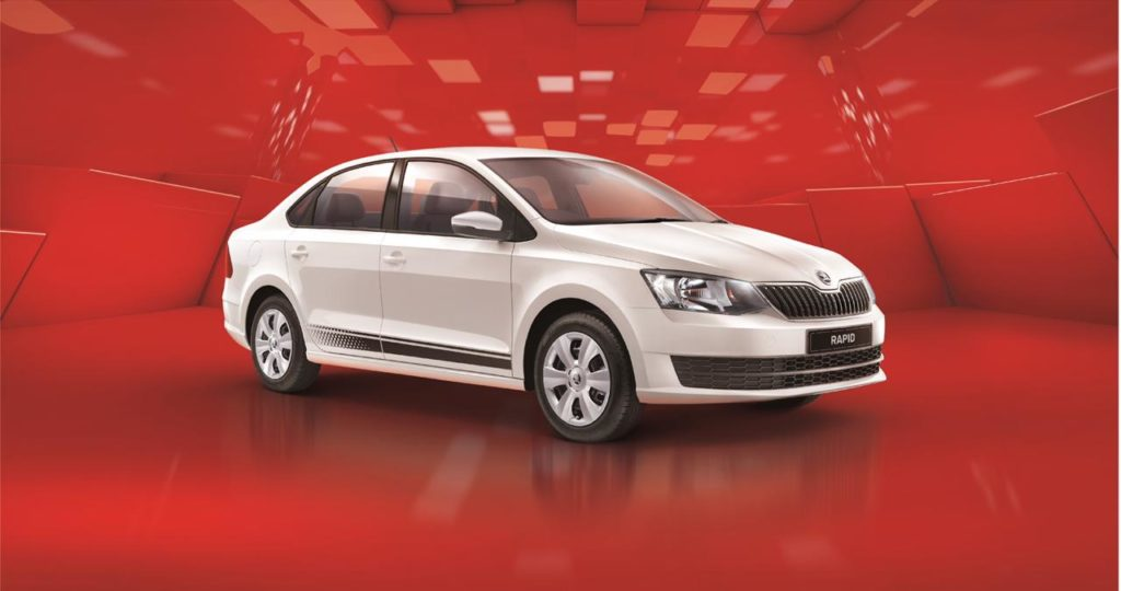 Skoda Rapid Rider Launched at ₹6.99 Lakh