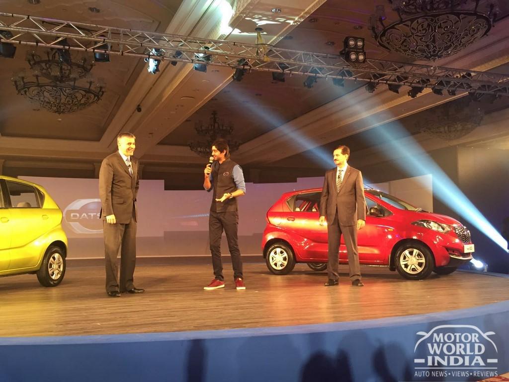 Datsun Redigo Unveil World Premiere