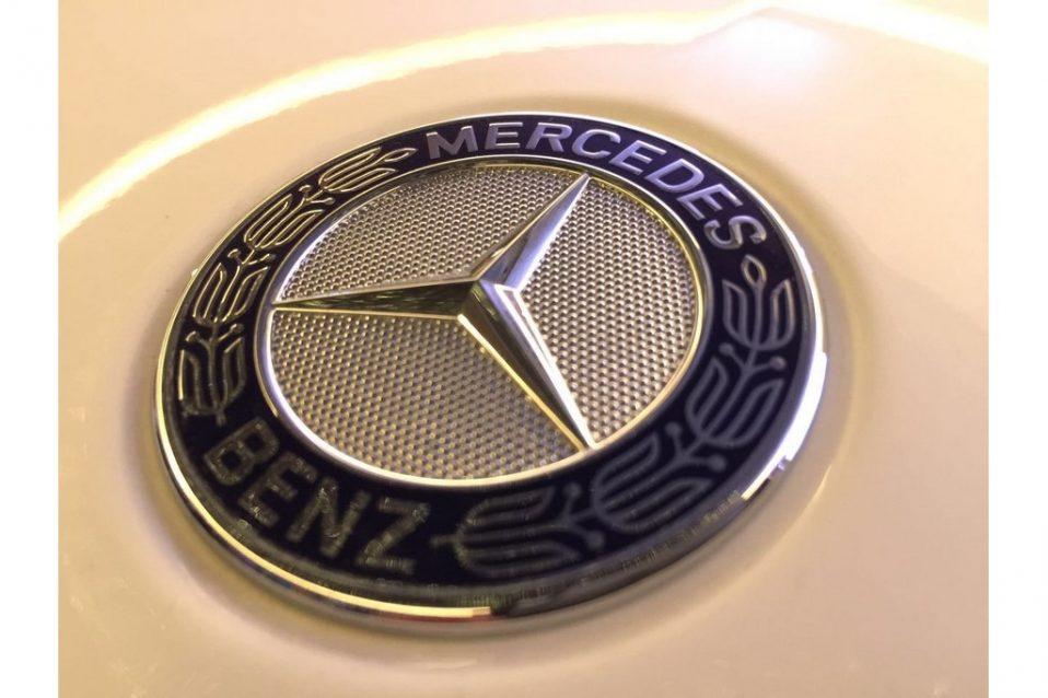 2016 Mercedes Benz GLS India Launch