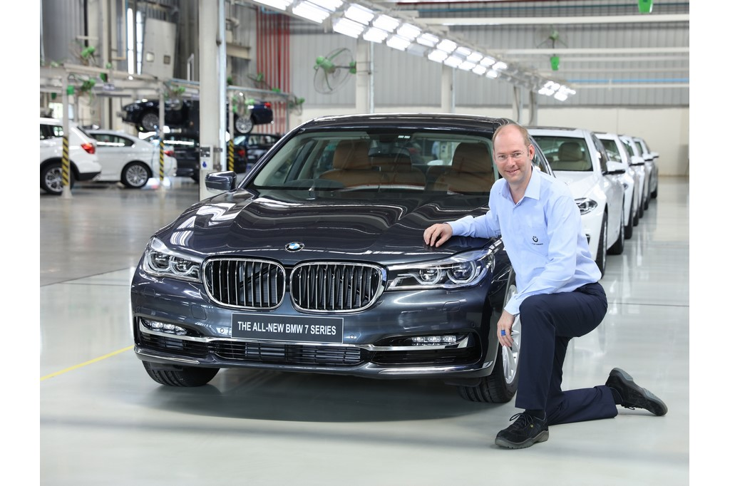 BMW Chennai Plant