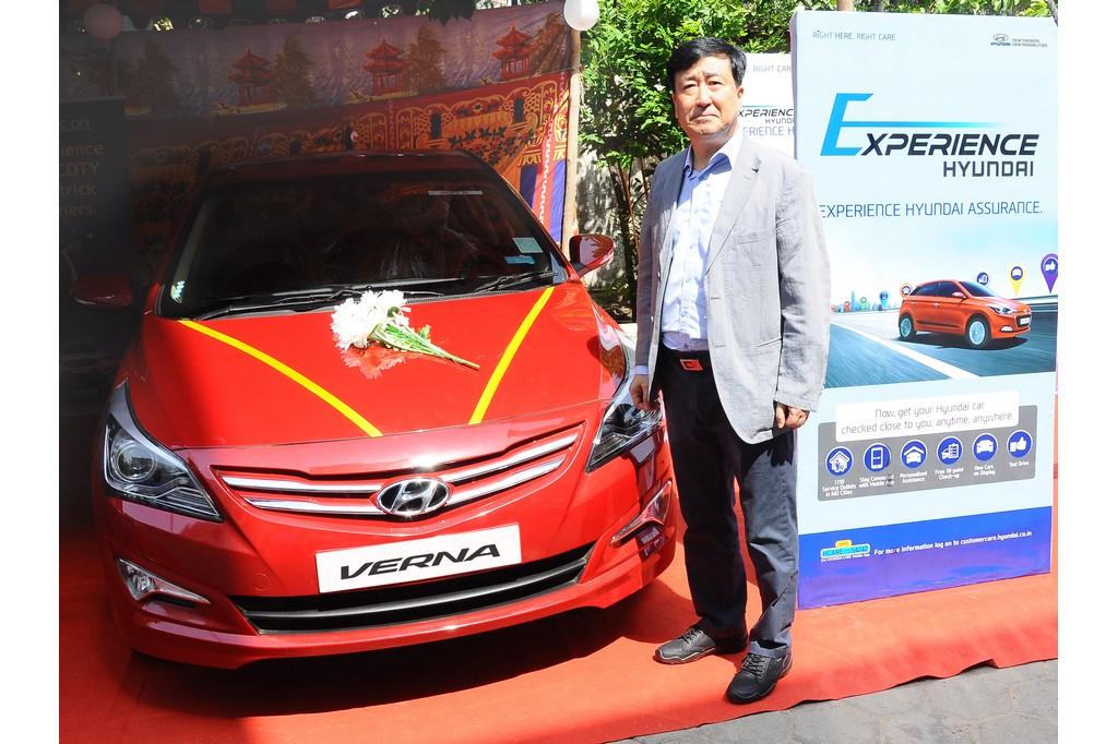 Hyundai Mega Experience Program YK Koo