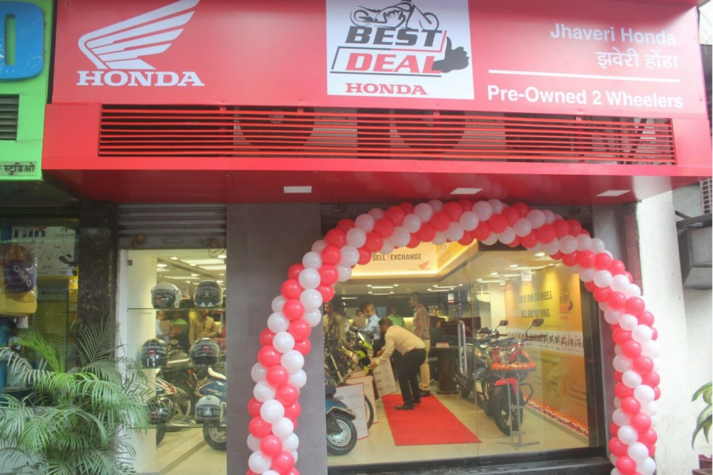Honda Best Deal Dealership Tardeo Mumbai