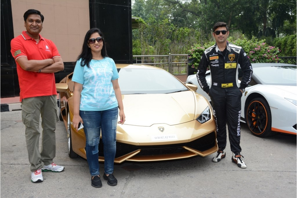 Lamborghini India Super Sports Car Drive