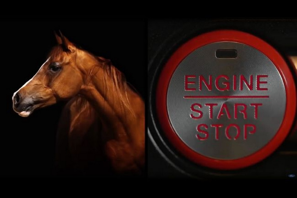 mustang-button
