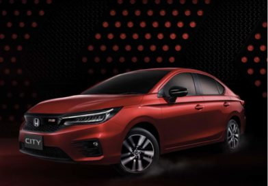Exclusive Spy Pics – 2020 All New Honda City Spied in India
