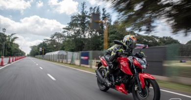 2020 TVS Apache RTR 200 4V & Apache RTR 160 4V BS-6 Road Test Review