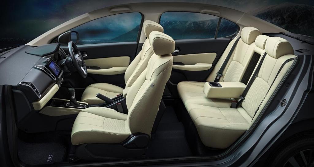 2020 Honda City interior Motor World India