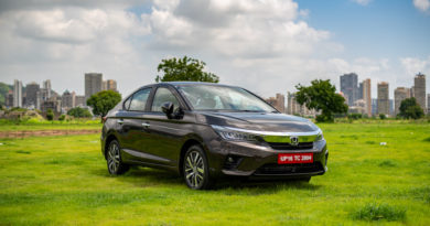 2020 All New Honda City Road Test Review – Power, Beauty & Soul