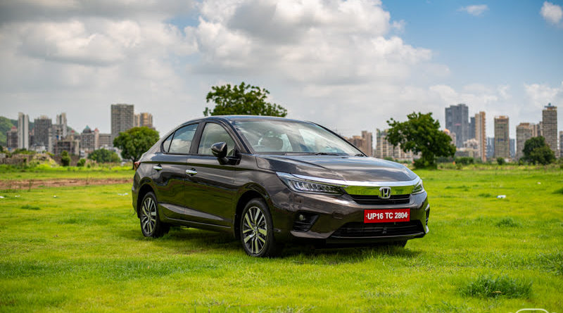 LIVE – Honda launches the 2020 City with prices starting at a very tempting Rs. 10.90 Lakh