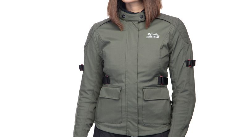 Royal Enfield Womens Riding Jacket