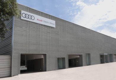 AUDI opens a new state of the art service facility in Delhi NCR
