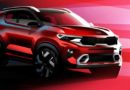 KIA releases official sketches of the Kia SONET ahead of the global unveil on 7th August 2020