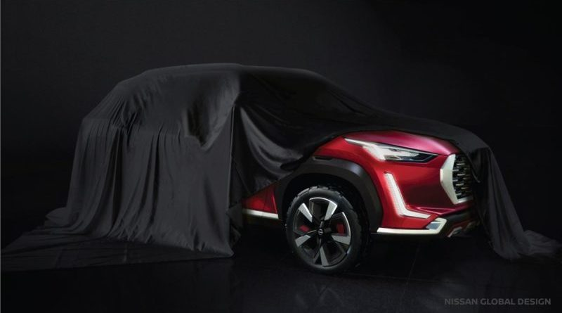 Nissan India Releases Teaser Of Its  upcoming B-SUV , To Be Unveiled Soon