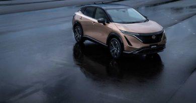 Nissan Ariya Electric Crossover Globally Unveiled