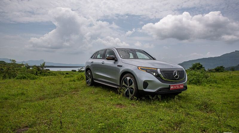 LIVE – Mercedes-Benz Launches India's 1st Premium Electric SUV the EQC at Rs. 99.30 Lakh