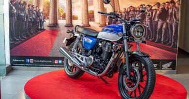 Honda H'Ness CB350 – First Look Impression