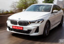 2021 BMW 6 Series Gran Turismo Road Test Review