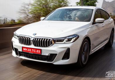 2021 BMW 6 Series Gran Turismo Road Test Review