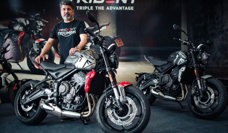 Triumph Launches All New Trident 660 At INR 6.95L