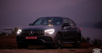 Mercedes AMG GLC 43 – Performance Proudly Made in India