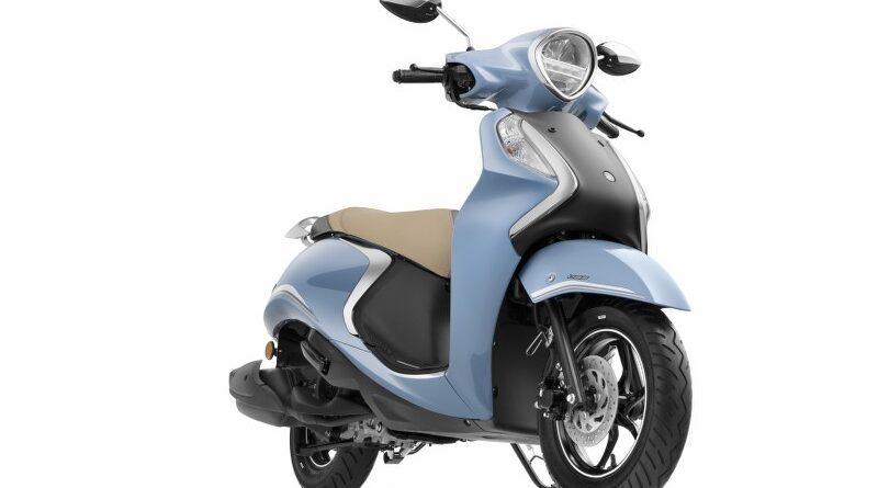 Yamaha Fascino 125 Fi Hybrid priced at Rs.70,000