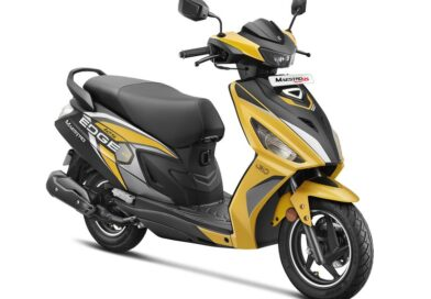New Hero Maestro Edge 125 launched at Rs. 72,250/-
