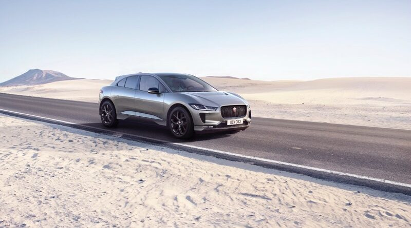 Jaguar I-Pace Black Bookings Open