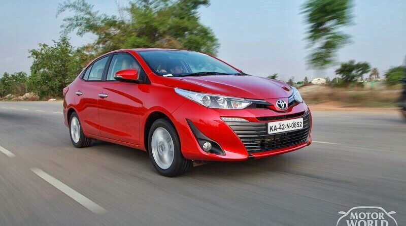 Toyota Yaris Discontinued in India, to be replaced by the Ciaz based Belta Sedan