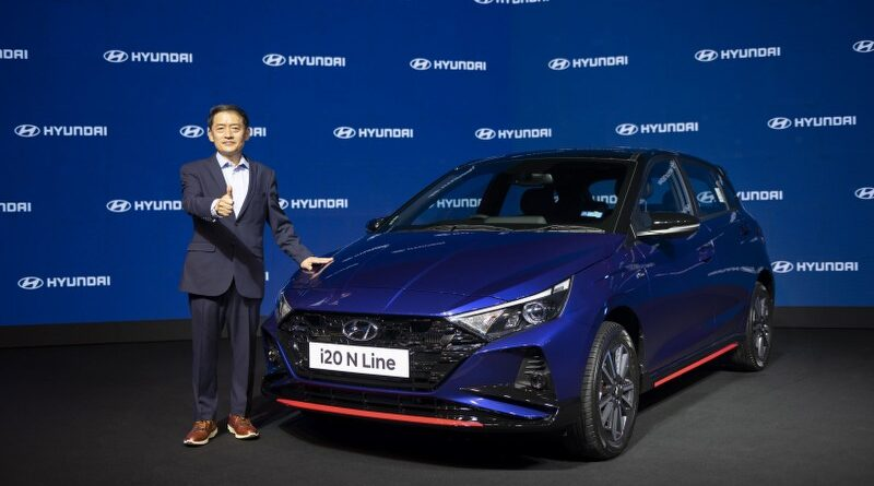Hyundai i20 N Line Launched in India at Rs. 9.84 Lakh
