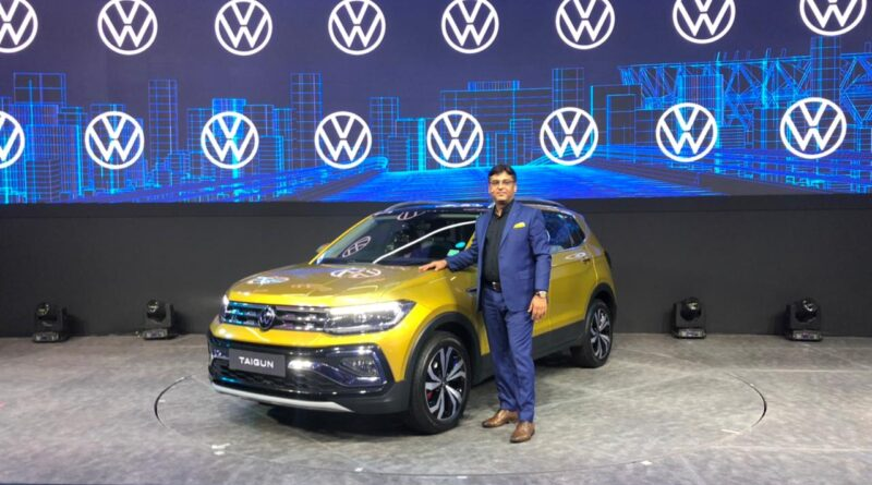 LIVE – Volkswagen Taigun Launched at Rs. 10.50 Lakh